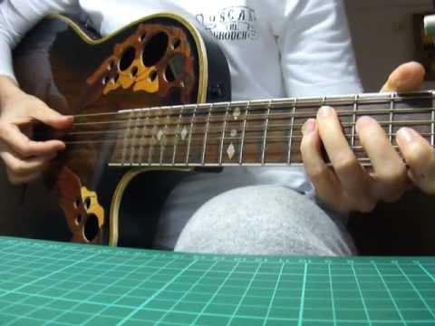 五月天-星空 吉他彈法教學