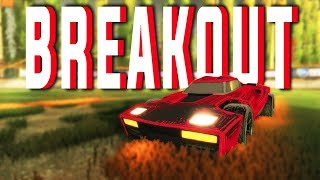 Rocket League Car Review: The Breakout
