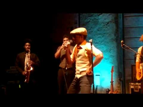 Miss Fortune - Aloe Blacc live a Monfort in Jazz 2011
