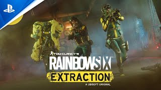 Rainbow six extraction :  bande-annonce VOST