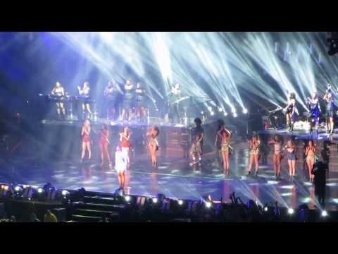 Baixar Dancing Beyoncé Funny In Brazil  Musica ( Ah Lelek Lek Lek Lek) 2013