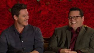 Josh Gad Couldn't Tame The Beast in Beauty and the Beast