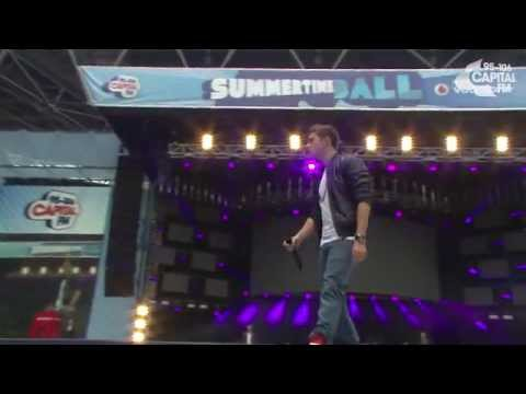 The Wanted-I Found You HD (LIVE at Capital Summertime Ball 2013)