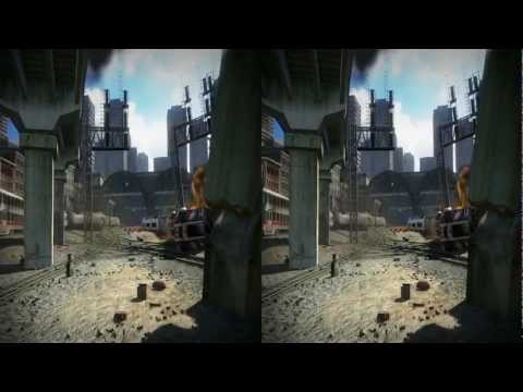3D PS3 Motor Storm Apocalypse
