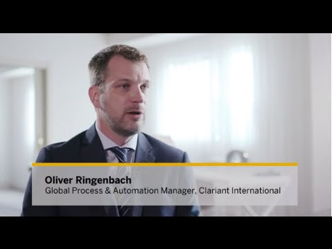 Clariant Automates 65% Indirect Spend Transactions with SAP Ariba