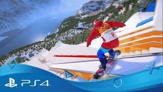 Steep en route pour les jeux olympiques :  bande-annonce