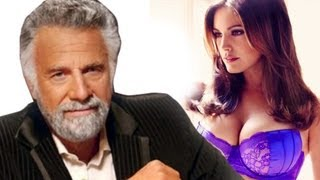 The Most Interesting Man in the World - THE MUSICAL