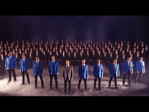 Nearer, My God, to Thee — BYU Vocal Point feat. BYU Men's Chorus