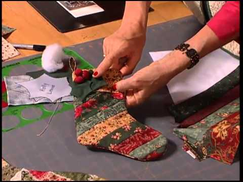 How To Make A Christmas Quilt