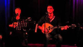 Katerina Tsiridou - Mi mou xanafigis pia (dont go again)