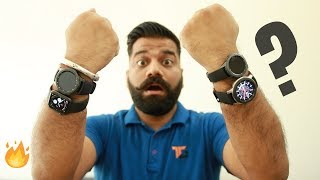 Samsung Galaxy Watch Unboxing & First Look - My New Watches 🔥