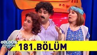 Güldür Güldür Show 181. Bölüm Tek Parça Full HD