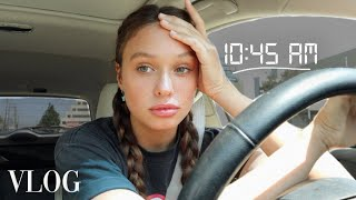 Day in The Life of a Model (what I eat, event's, workout)
