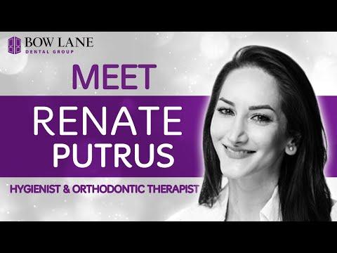 Meet Renate Putrus, Dental Hygienist