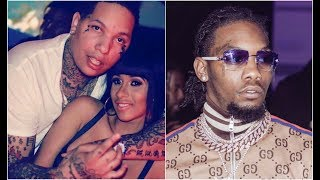 King Yella Leaks Footage Of His Night With Cardi B Just To Get Offset Mad
