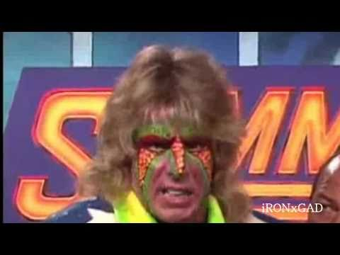 Ultimate Warrior vs Kane- part 1 of 2 Musica Movil ...