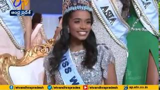 Miss World 2019 Winner Is Miss Jamaica Tony Ann Singh, Ind..