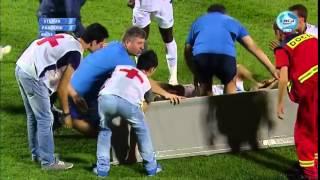 Pha chấn thương kinh hoàng nhất LS bóng đá TG
