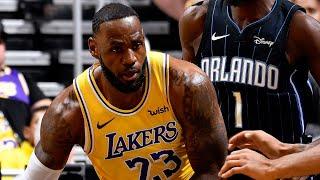 Los Angeles Lakers vs Orlando Magic Full Game Highlights | December 11, 2019-20 NBA Season