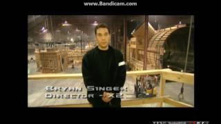 Opening to X-Men 2003 DVD(Disc 2)
