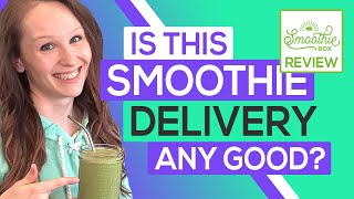 🥤 SmoothieBox Review 2020: Flash Frozen Smoothies for Maximum Freshness & Nutrition? (Taste Test)