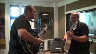Balkan Guitar Stars-Tihol Mutafov And Zlatko Burov - Kopanica