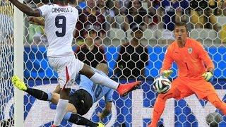All Goals from the 2014 FIFA World Cup in Brazil