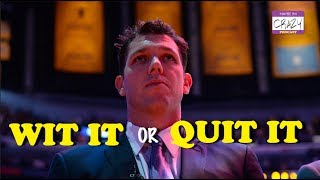Luke Walton's On The Hot Seat |  Wit It Or Quit It?  | MAYBE I'M CRAZY