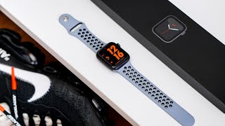 Apple Watch SERIES 6 NIKE EDITION - REVIEW