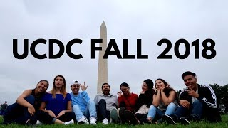 My UCDC Experience!
