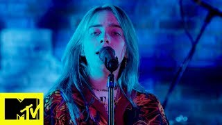 Billie Eilish: Wish You Were Gay (Live) | MTV Push