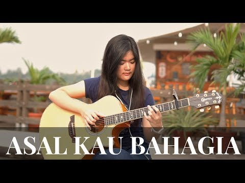 (Armada) Asal Kau Bahagia - Josephine Alexandra   Fingerstyle Guitar Cover
