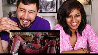 Honest Trailer Deadpool reaction with Mohitha Vankina!