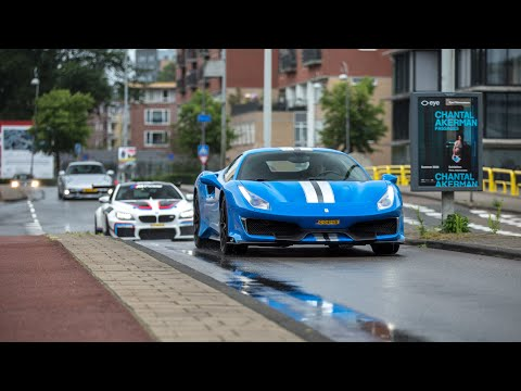 Supercars Arriving - 800HP M6 GT3, Novitec F12 TDF, 600LT Spider, Aventador SV, 488 Pista, 992 Turbo