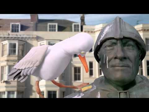 Hastings Direct Insurance 'Accident' Advert - March 2013