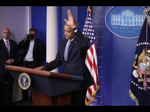 Obama talks future of America in his final press conference