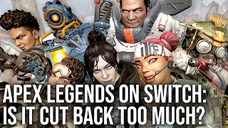 Apex Legends Switch - Are The Compromises Too Severe? How Fair Is CrossPlay?