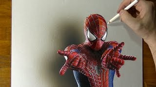 Amazing Spider-Man Drawing