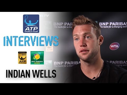 In-Form Sock Relishes Opportunity At Indian Wells 2017