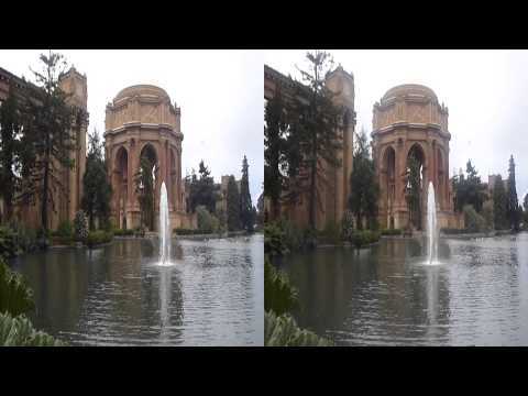 Palace of Fine Arts -Overcast Day- (YT3D:Enable=True)
