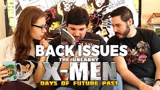 X-Men: Days of Future Past - Back Issues