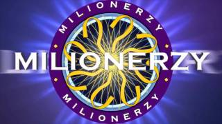 Who Wants to be a Millionaire/Milionerzy Intro (PL british version, 2010)