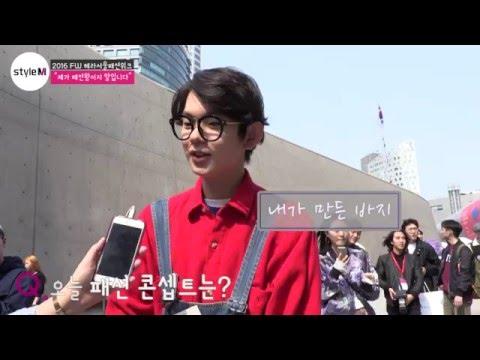 더스타 카라 허영지 화보 촬영 현장 (THE STAR MAGAZINE KARA Heo Young-ji)