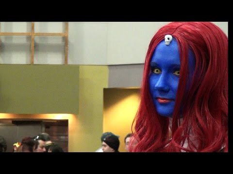 Portland Comic Con 2014 3D