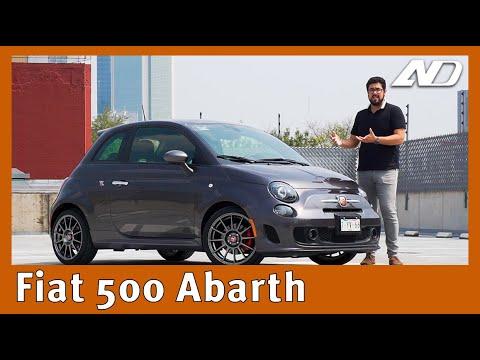 Fiat 500 Abarth - Chiquito pero picoso con justa razón