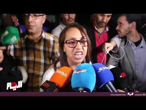 زوجة المهداوي تصرخ: الحكم جائر لا يقدر على شراء سيارة هل سيدخل الدبابات إلى البلاد؟
