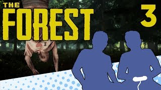 The Forest - PART 3 - Stuff Gets REAL - Let's Game It Out