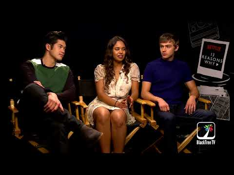 13 Reasons Why season 2 interviews - Netflix