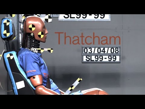 Thatcham Research: 50 Years Driving Change