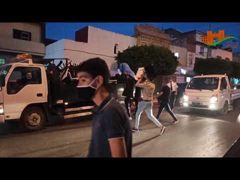 حملة واسعة لسلطات القصر الكبير : فيديو
